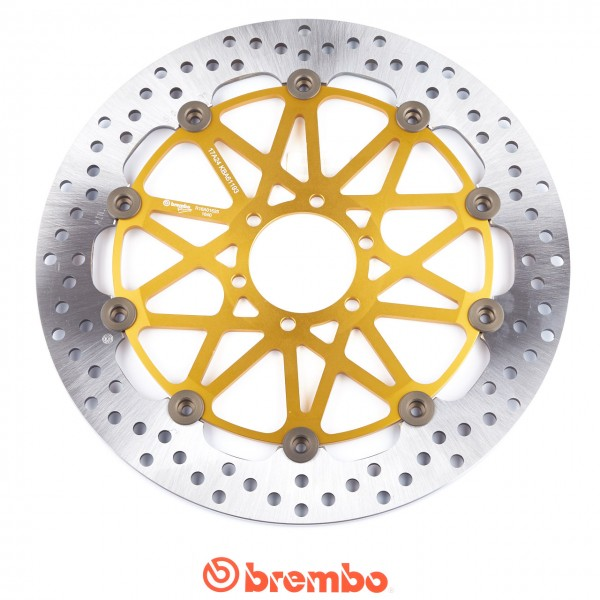 Brembo Bremsscheiben SSP Yamaha R1 2007-2014
