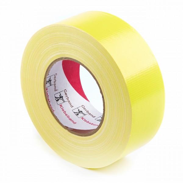 Textilklebeband gelb
