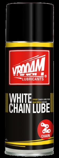 VROOAM Weißes Kettenspray