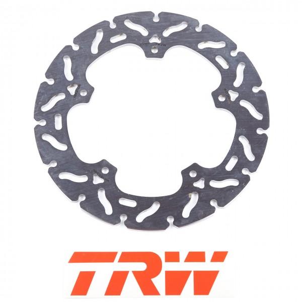 TRW RAC hintere Bremsscheibe für Kawasaki ZX-10 R 2004-2016
