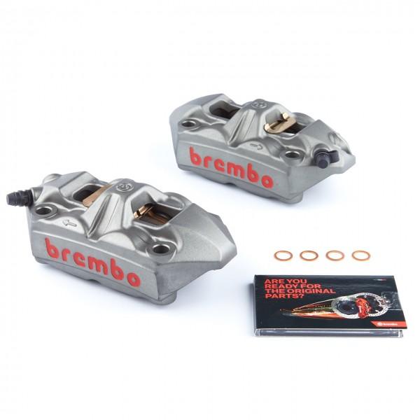 Brembo M4 Bremszange P4 34 Monoblock