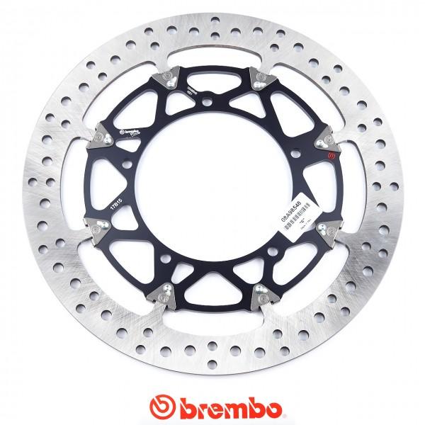 Brembo T-Drive Bremsscheiben Daytona 675 R 2013-2014