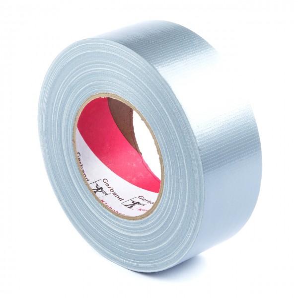 Textilklebeband silber