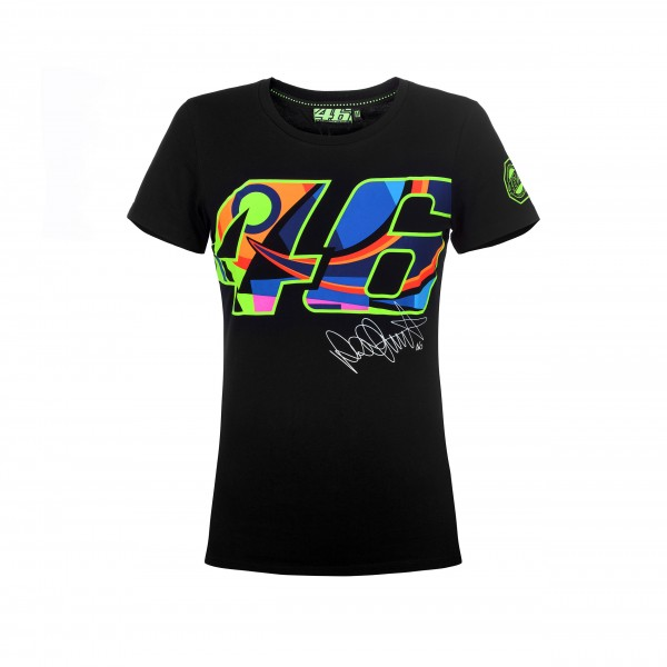 VR46 Valentino Rossi 46 Frauen T-Shirt