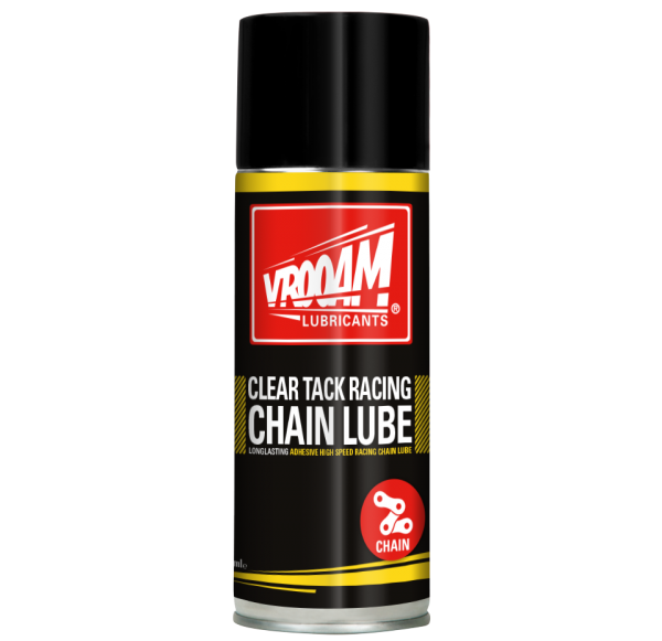 VROOAM Clear Tack Racing Kettenspray