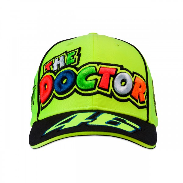 "Valentino Rossi VR46 ""The Doctor"" 46 Basecap"