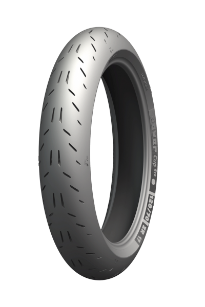 MICHELIN POWER CUP EVO 120/70 ZR 17 profilierter Rennreifen