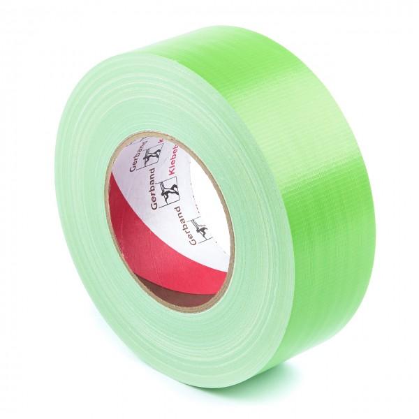Textilklebeband grün