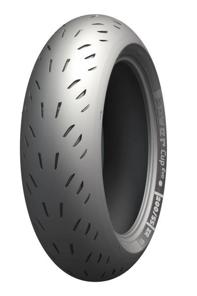MICHELIN POWER CUP EVO 180/55 ZR 17 profilierter Rennreifen