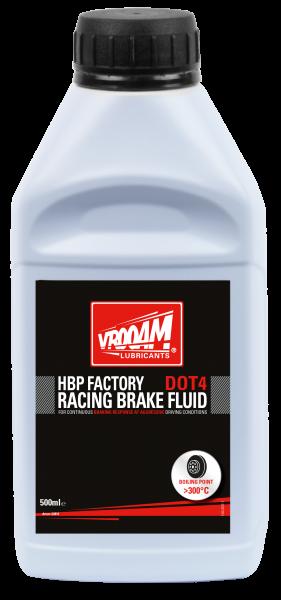 VROOAM Bremsflüssigkeit Racing DOT4