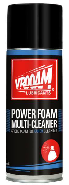 VROOAM Multi-Cleaner Power Schaum