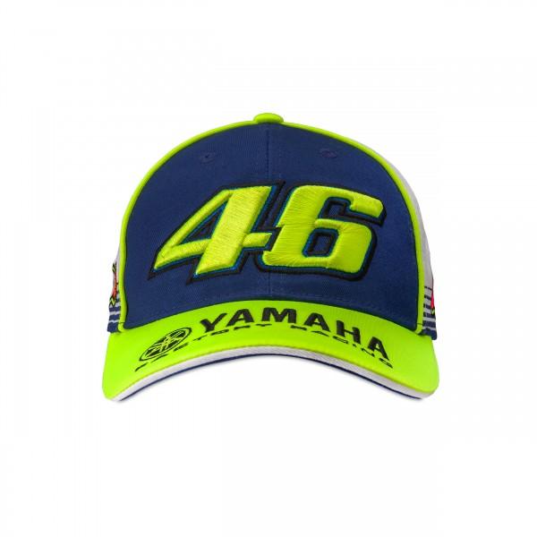 Valentino Rossi VR46 Kindermütze Yamaha VR46 Basecap