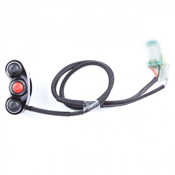 Schaltereinheit Plug&Play Kawa ZX10-R 2016 rechts