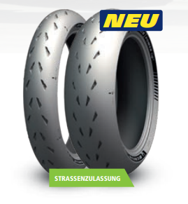 SATZ MICHELIN POWER CUP 2 120/190