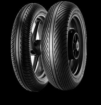 Pirelli Diablo Rain Rear 125/70R17 Moto 3