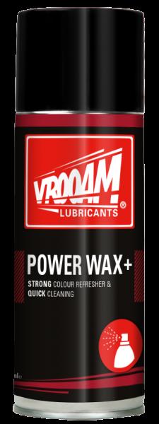 VROOAM Power Spray WAX & SHINE