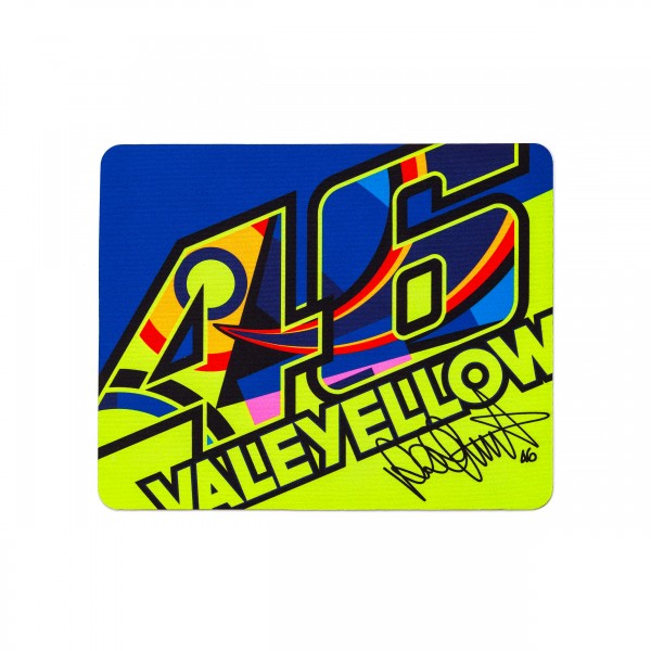 VR46 VALEYELLOW Mouse Pad