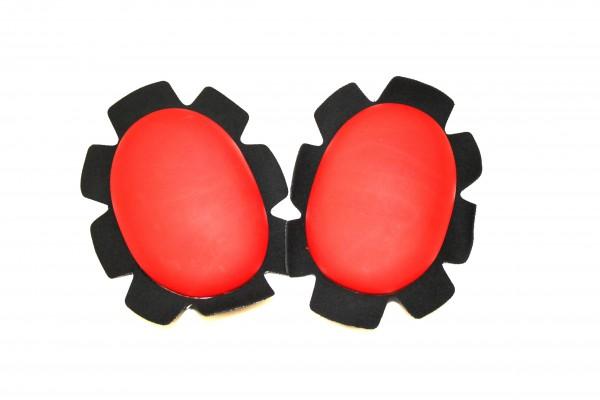 1 Set Gimoto Knieschleifer aus Kunstoff mit starkem Klett