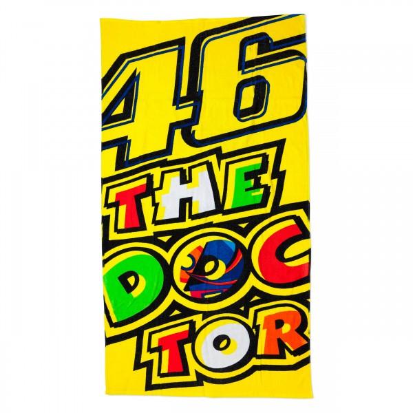 VR46 The Doctor Strandhandtuch