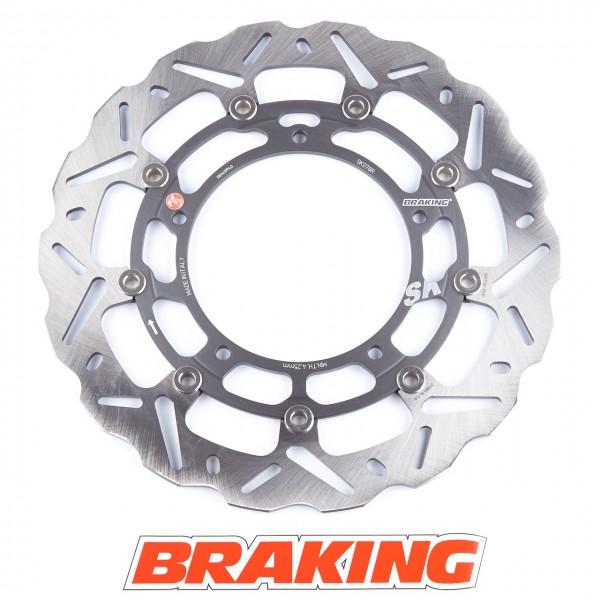 """Braking Wave """"WK"""" Bremsscheiben für Yamaha R1 2015-2017"""