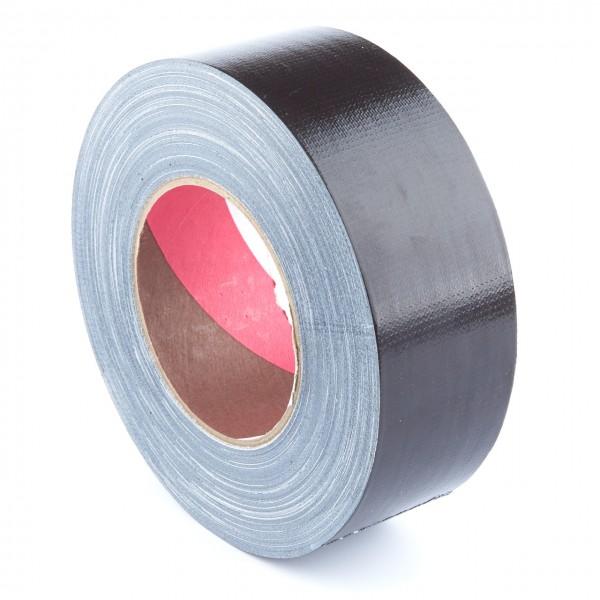 Textilklebeband/Gewebeband schwarz