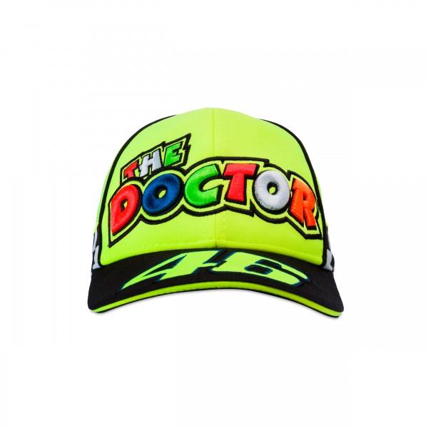 "Valentino Rossi VR46 Kindermütze ""The Doctor"" 46 Basecap"