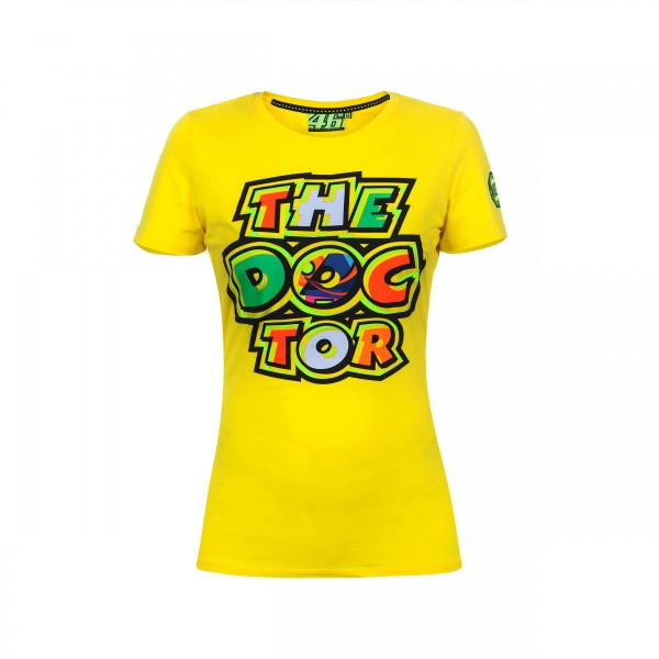 "VR46 Valentino Rossi ""The Doctor"" Frauen T-Shirt"